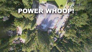 Redwood Power Whoop | Uncut
