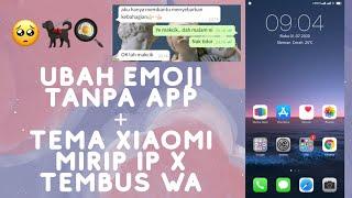 Ganti Tampilan Xiaomi Jadi Iphone 11 Pro🔥Dijamin Keren !!.