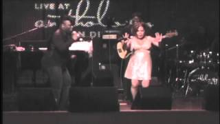 "Valerie Simpson ""Street Corner"" Live at Anthology San Diego feat. Clayton"