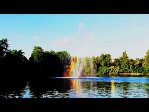 10 Minuten Chill out Musik am See von Berlin Weissensee