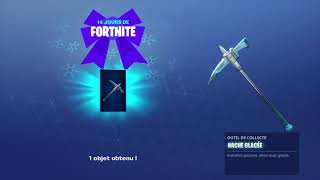 I'm THE NEW FREE PIOCHE CADEAU No.11 - FORTNITE