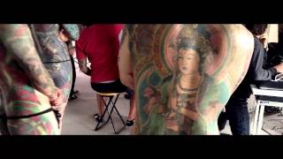 Japanese Tattoo: Kip Fulbeck (from Japanese American National Museum)