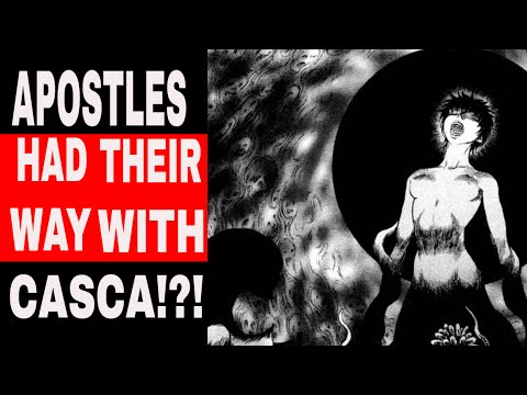 Apostles had Their Way with Casca!?!