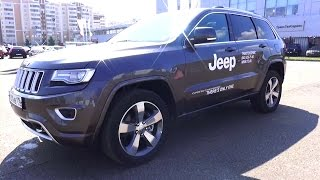 2015 Jeep Grand Cherokee Overland. Обзор (интерьер, экстерьер, двигатель).
