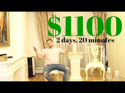 HOW TO MAKE $1000+ DAY TRADING STOCKS WHILE TRAVELLING