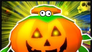 Roblox Is Trolling This Halloween... | Roblox Hallows Eve 'Sinister Swamp'