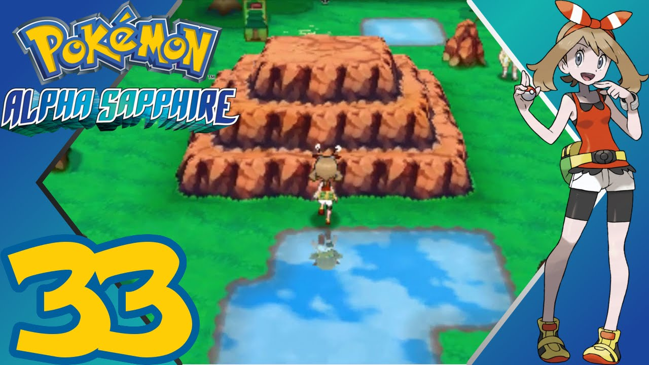pokemon omega ruby how to get to route 128