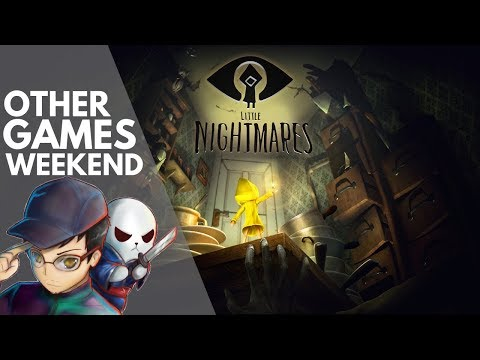 🔴 TIME TO PLAY ANOTHER WEIRD GAME ⭐| GAME = LITTLE NIGHTMARES | Shinmen  Takezo Live