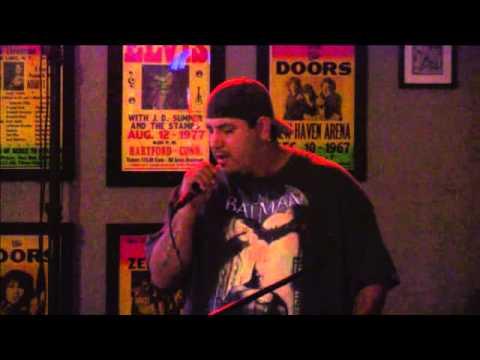 Josh - Spring Tavern - Karaoke - December 8, 2012