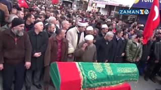 Burak Can Karamanoğlu Cenaze Merasimi