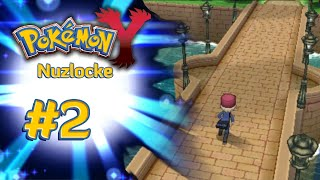 Pokémon Y Nuzlocke - Part 2 - Have a Banana