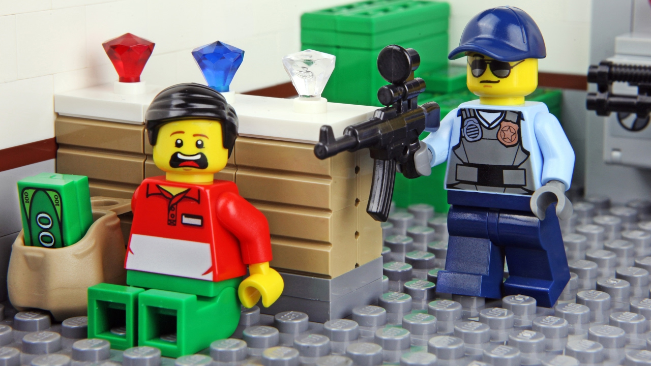 lego bank robbery invisible man youtube. Black Bedroom Furniture Sets. Home Design Ideas