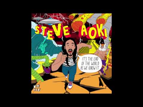 Steve Aoki - Omega feat. Dan Sena & Miss Palmer