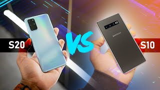 Samsung Galaxy S20 vs S10 - Peak Smartphone Achieved?