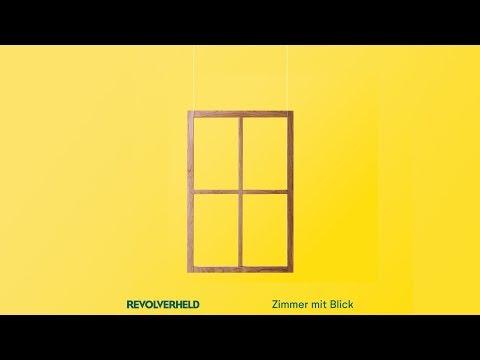 Revolverheld - Zimmer mit Blick (Offizielles Lyric Video)