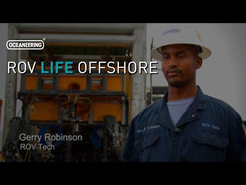 ROV Life Offshore | Oceaneering