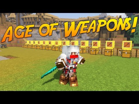 Age of Weapons - Mods - Minecraft - CurseForge