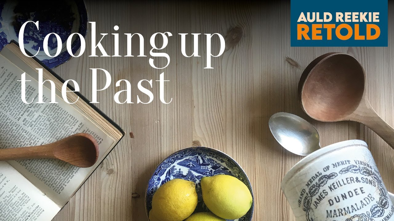 Museums & Galleries Edinburgh serve up a taste of the city's past in new cookery series