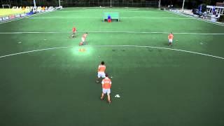 SmartGoals Field hockey training | The Hitman