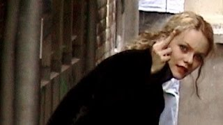 Vanessa Paradis filmopnames 'Mon Ange' in Amsterdam