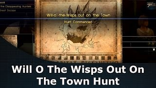 Final Fantasy XV Will O The Wisps Out On The Town Hunt / Grenade / Maagho Restaurant Altissia