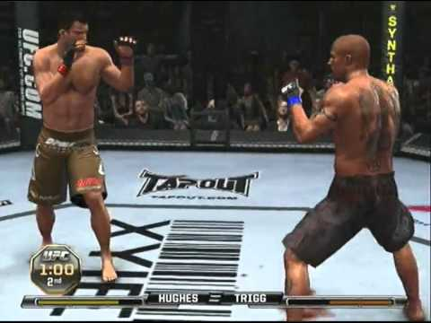Matt Hughes vs Frank Trigg UFC 2010 Expert