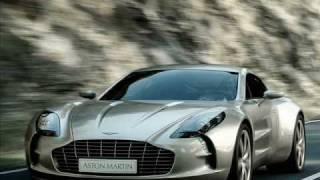Aston Martin One-77 (New Pics + info)