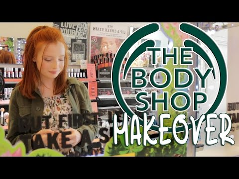 Free Beauty Makeover at The Body Shop / Cruelty Free Makeup Tutorial | NiliPOD