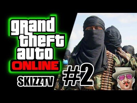 (Skz) GTA V online #2 - ระเบิดทุกที่เมื่อมีตาลีบัน