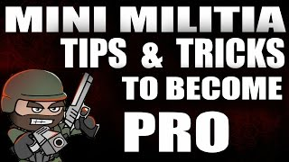 Doodle army : mini militia tips and tricks | Guide for mini militia 2017 | Double Decker