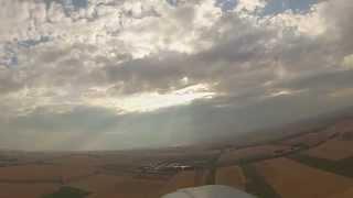 Pawłowiczki z lotu ptaka. SkySurfer