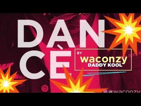 waconzy – dance ( audio )  | new naija nigerian afrobeats song 2018 | shaku shaku