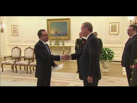 ABD elçisi John Bass'in Türkçesi