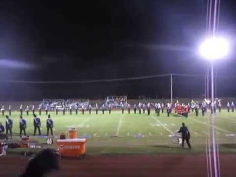 Decorah High School's Pride of the Vikings 2015