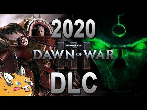 Dawn of War 3 2020 DLC REVEAL (Totally Legit)