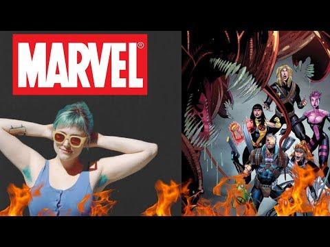 SJW's Attack Marvel Comics Pro Jon Malin Over Tweet // Interview