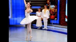 Julia was on 8 news Now, Las Vegas for the Nutcracker Ballet Promo