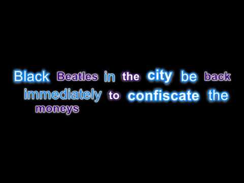 Black Beatles, Rae Sremmurd Lyric video