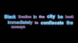 black beatles rae sremmurd lyric video