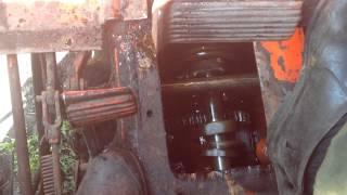 Шум в коробки передач Трактора Т 40