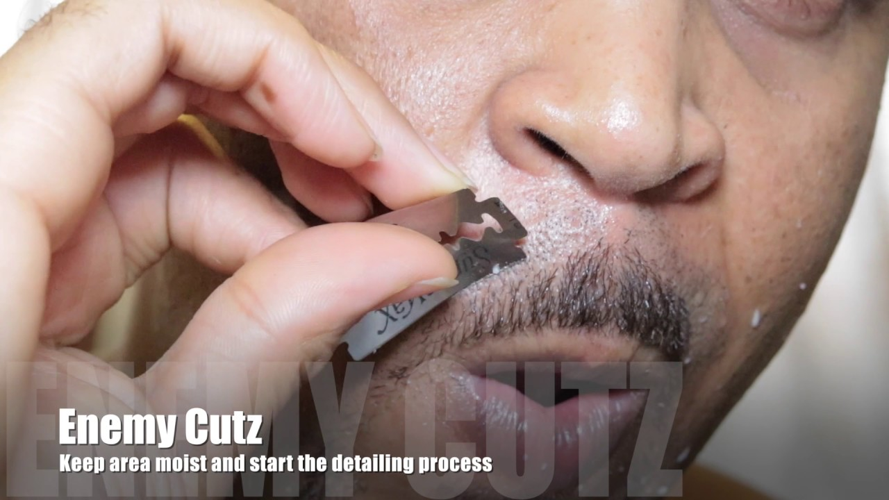 CUT YOUR OWN BEARD 2017 | GOATEE