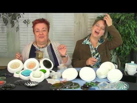Holiday Glass Fusing with Jodi McRaney-Rusho