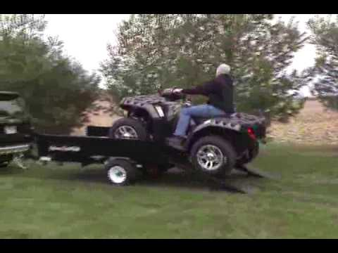 XRT - Extreme Road & Trail ATV Trailer