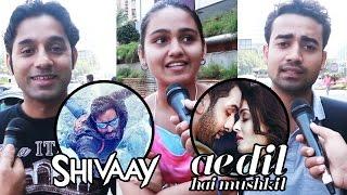 Final Report! Shivaay V/s Ae Dil Hai Mushkil - People's CHOICE