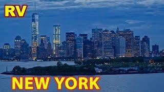 RV Camping in NËW YORK CITY!