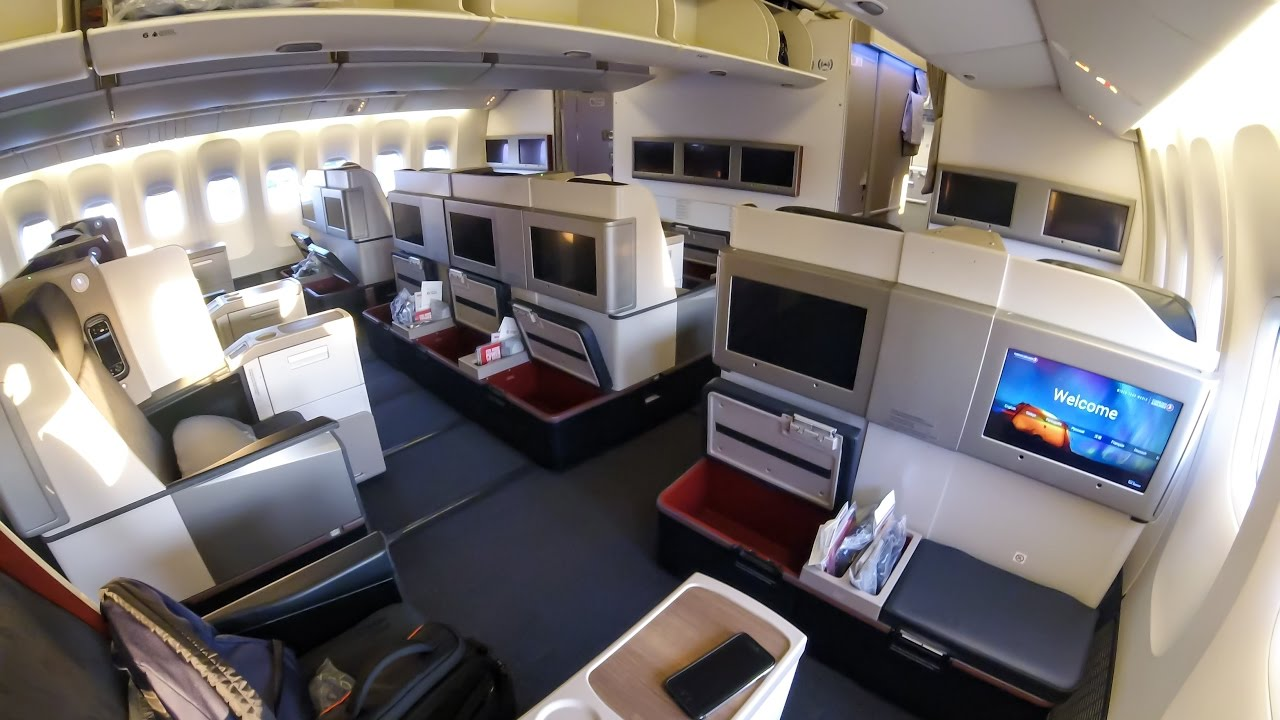 turkish airlines b777 300er business class istanbul new. Black Bedroom Furniture Sets. Home Design Ideas