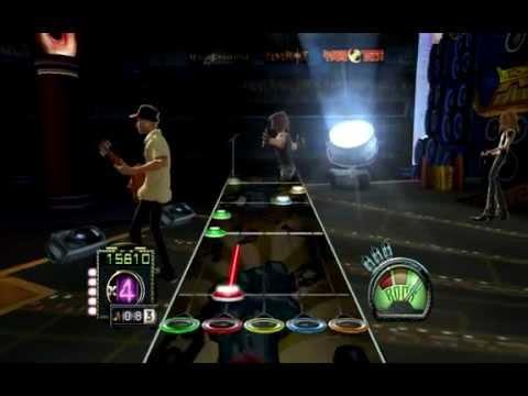 Hard to see custom expert guitar hero 3 five finger death punch 5 stars hd hi def youtube - Guitar hero 3 hd ...