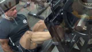 P-LP13 Powertec Leg Press with Lee Priest