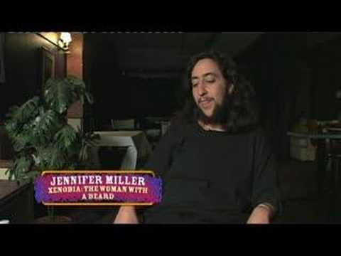 American Carny Jennifer Miller