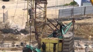 unbelievable heavy equipment fails vidoes | crane lifting fail | heavy construction accide